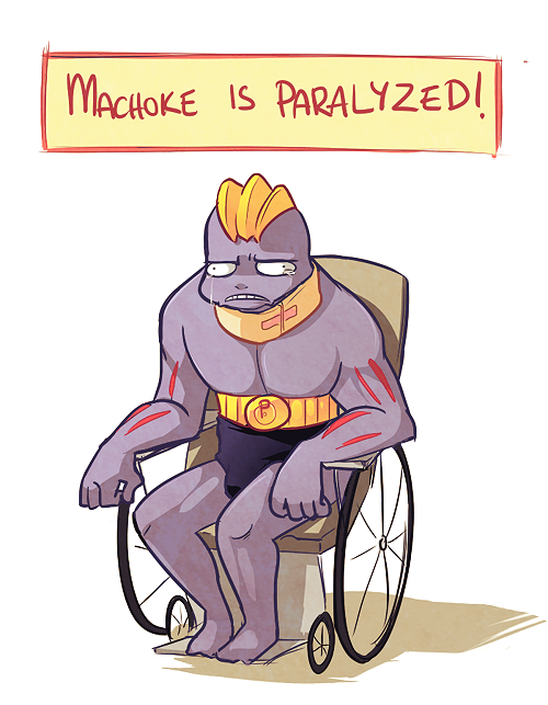 machoke_paralized